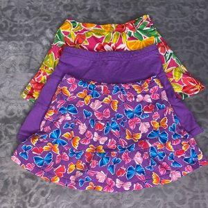 Children's Place Cotton Pull-on Skorts XS 4
